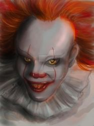 Pennywise by tarvincc