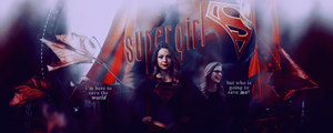 Supergirl - Signature by ItsFrozen