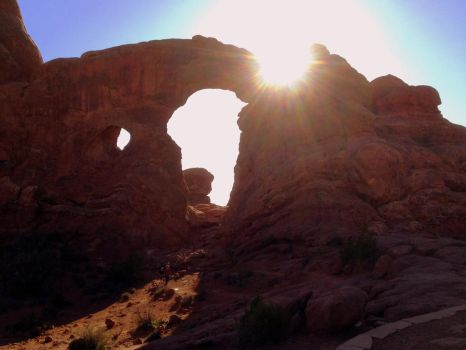 Turret Arch by Subclipse