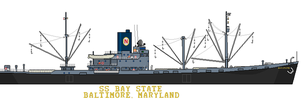 SS Bay State by cptlfrghtr