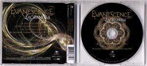 Evanescence Lacrymosa Disc by padron-rock
