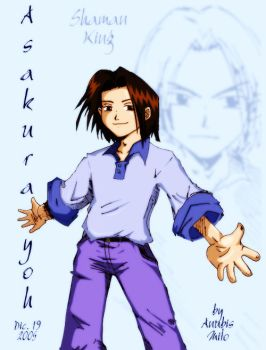 Another Yoh by AkariMarco