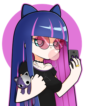 PSG - Stocking by AB-Anarchy