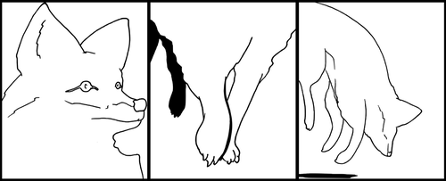3 panel animal WIP by WillDS85