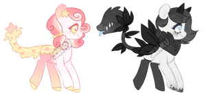Misc adopts - [CLOSED] by peaceouttopizza23