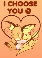 I Choose You! by SeviYummy