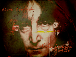 Imagine Lennon by Virtual-Waster-Art