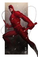 Daredevil by erlanarya