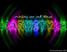 Colours of the hardstyle by ImpulzeDesigns
