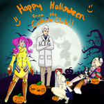 Happy Halloween! from the Collab Club by ViridiVulpes