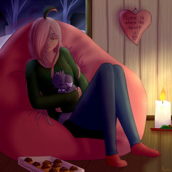 HPM: Cuddly Night by Aoiameku