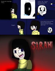 Evil Massacre Page 3 {Collab w/ Star} by cjc728