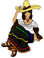 APH - My version of Mexico by ShadowsAndLight