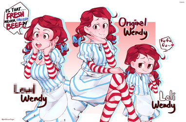 The Top 3 Wendys Archetypes by vSock