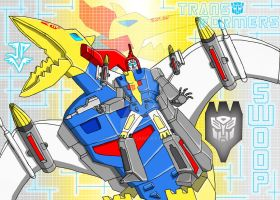 Transformers - Swoop by JP-V