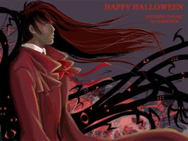 Halloween Hellsing by comichub