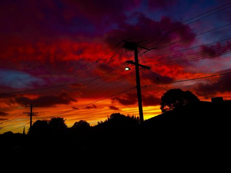 Can You See The Sky Torn Red? by UnknownByHumans