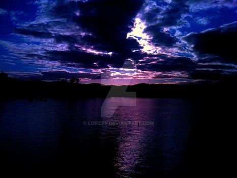 Lake and Sky Edited by Lorzzy