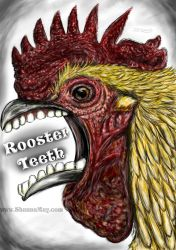 Rooster Teeth by TheArtfulShow