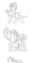 He's The Greatest Dancer... by Pikokko