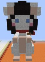 My mouse on Minecraft :D by Djpgirl