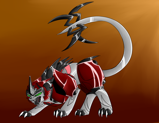 Cybercat design final by Fast-Track-TFP