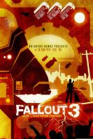 Fallout 3 by FabledCreative