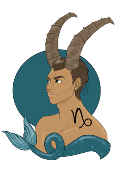 Capricorn by jessica-doessing