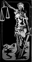 Lady Justice by dilimata