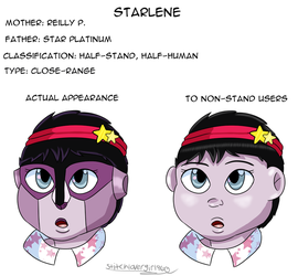 Starlene's Appearances by Stitchlovergirl96