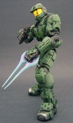 Master Chief 2 by Jin-Saotome