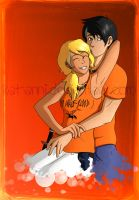 Percabeth - Good Times by Kat-Anni