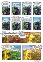 The Story of Nox and Sol - The REAL Page 21 by Rainpath12