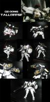tallgeese by megamike75