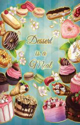 Dessert is a meal by Kunyue