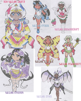 OLD: RPG senshi by caleigh