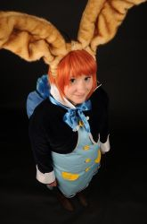 Final Fantasy Tactics A2 - Hurdy Cosplay by BeyondInfinite