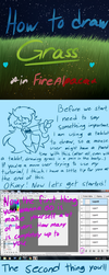 How to draw grass in FireAlpaca by Feisty-Evil-Fangirl