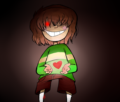 chara by questionedSleeper