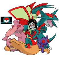 HS Pokemon Trainers 2: Terezi