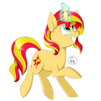 Bacon mane by NotEnoughApples