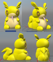 3D Modelling Is Hard by Bunni89