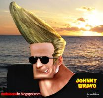 Johnny Bravo real by mataleoneRJ