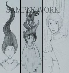 Sample Work by PersephonesDaughter