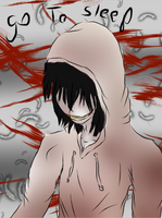 Jeff the killer by graytha