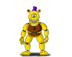 Another Fredbear... by hookls