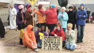 Oh The Good Times We Spend South Park by CosplayTokenBlack