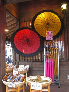 Traditional Japanese Stuff Shop by Lissou-photography