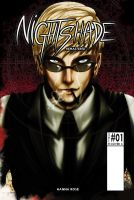 Nightshade Issue 1 Variant C by Mirerose