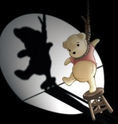 Suicidal Pooh by distasty
